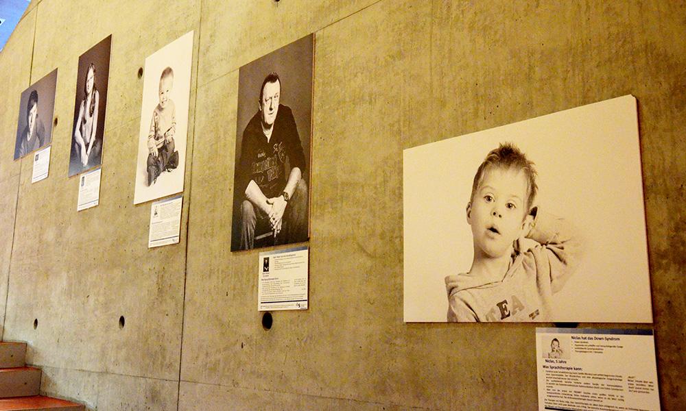 Porträts der dbs-Ausstellung