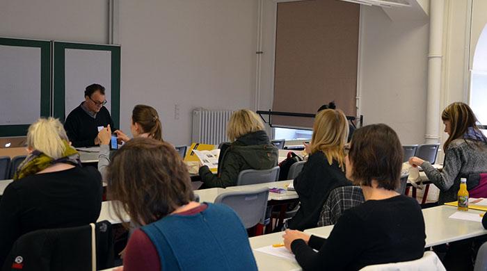 Dysarthrie-Workshop von Bernd Frittrang
